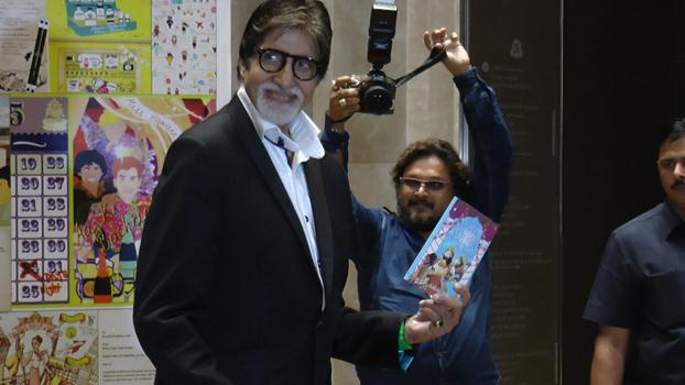 Amithabh Bachchan With Actress (5).jpg