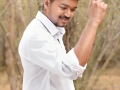 Actor Vijay @ Puli Movie Shooting Spot Stills