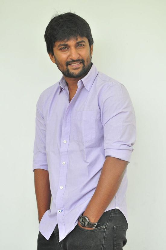 Telugu Actor Nani Exclusive Stills Connecting Kerala