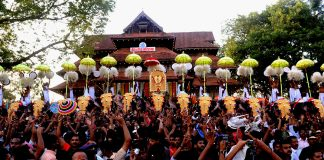 Thrissur Pooram festival theme song