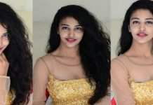 Tamil Actress Daksha hot in tight dress