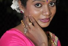 Tamil Actress Mallika sexy stills in red dress
