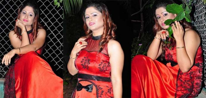 Telugu Actress shilpa Chakravarthy spicy Stills