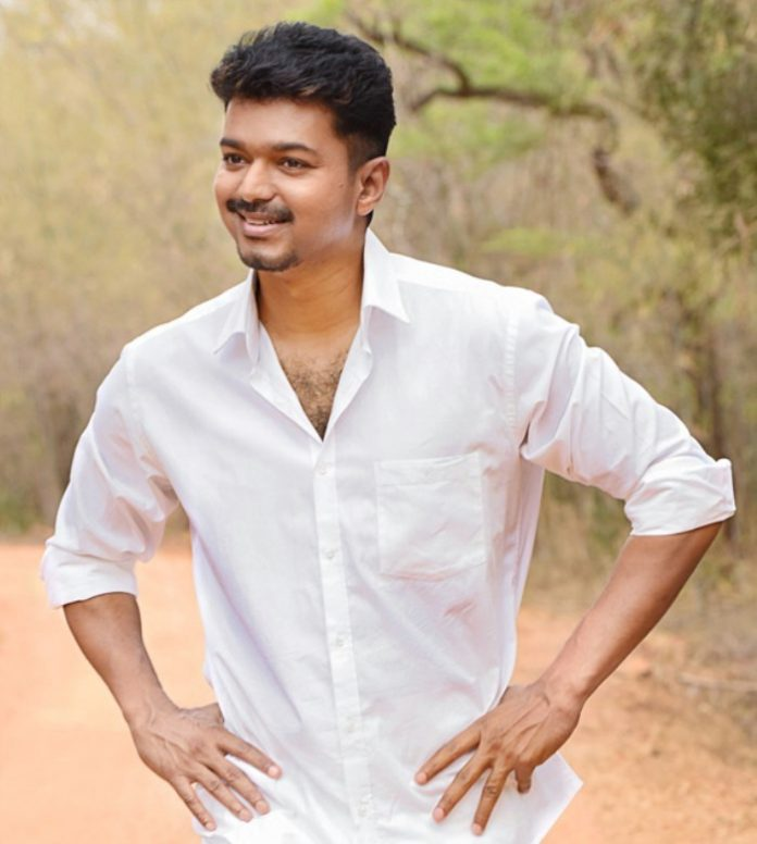 Vijay New movie Puli Stills